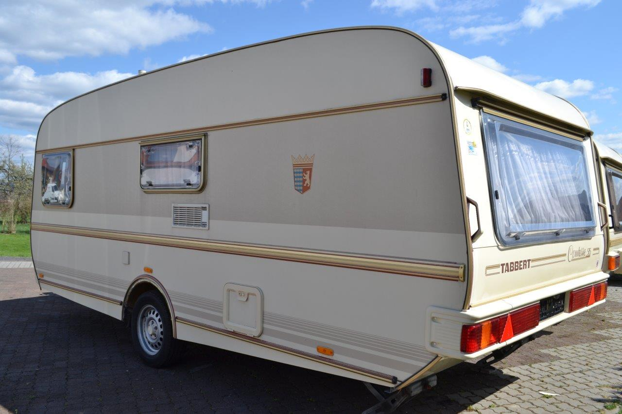 Luxury  Tabbert Vivaldi Caravan For Sale Dorset  Campervans Amp Caravans