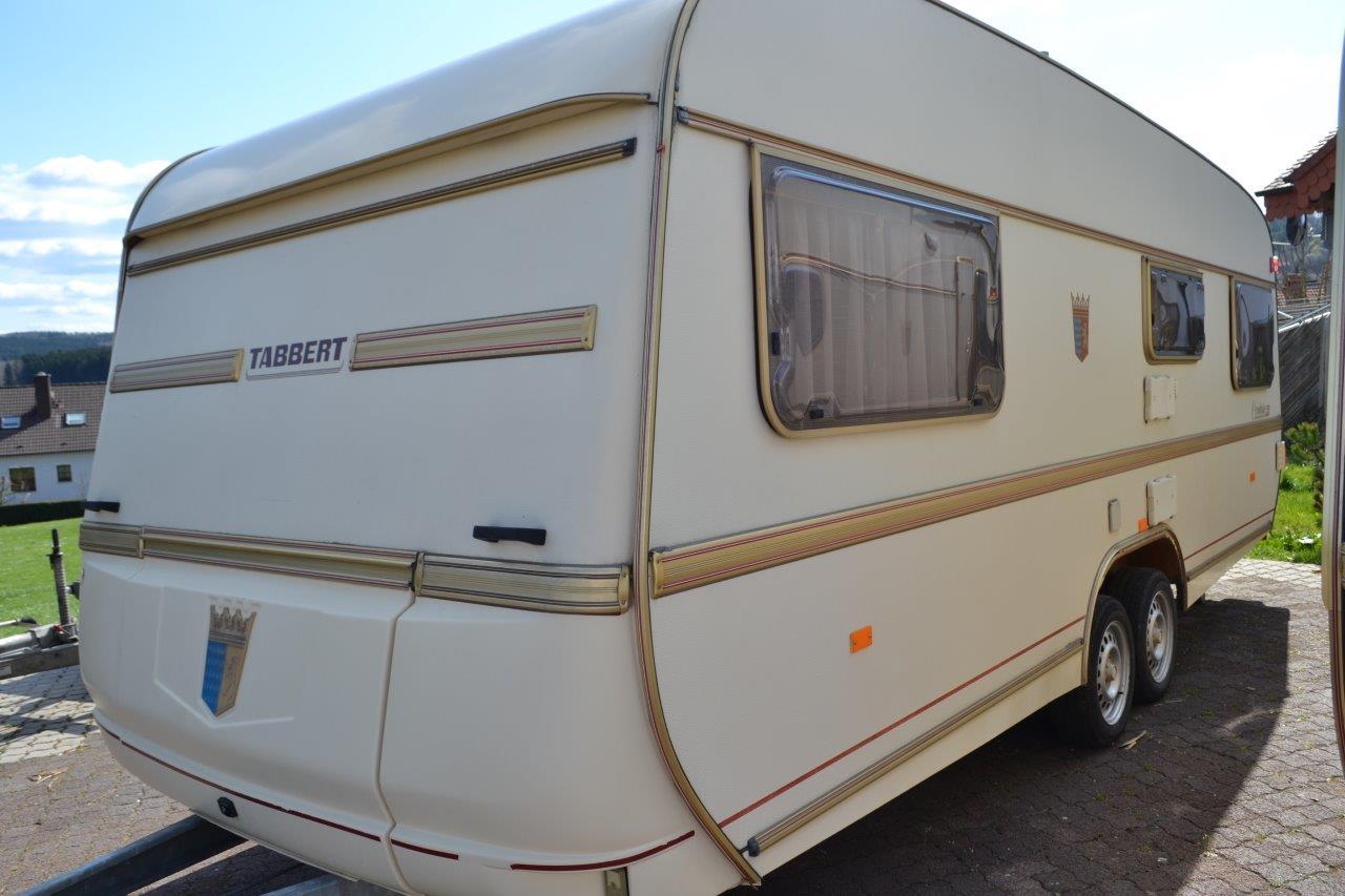 Original Tabbert Comtesse 515  DESERTHOME  Caravans For Sale